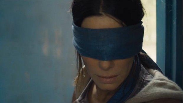 Je gelooft je ogen niet in de Netflix-thriller Bird Box