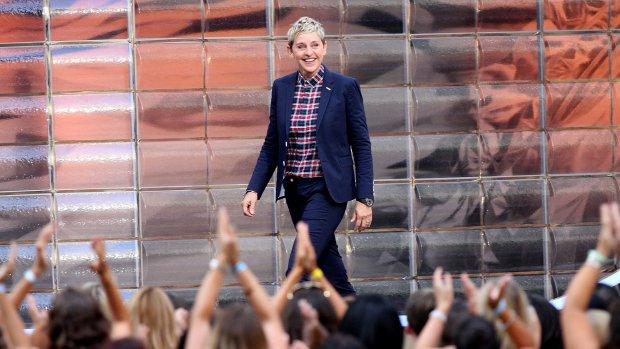 Ellen denkt aan stoppen The Ellen DeGeneres Show