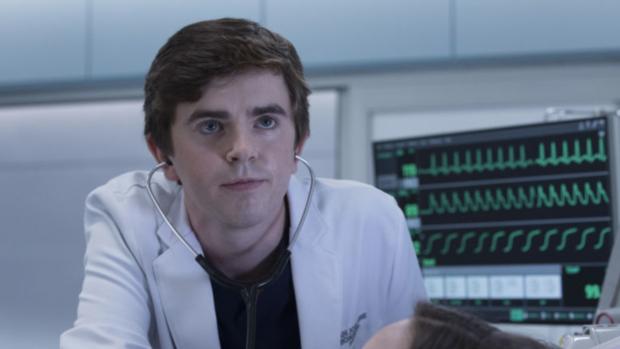 The Good Doctor voorlopig niet op Videoland te zien