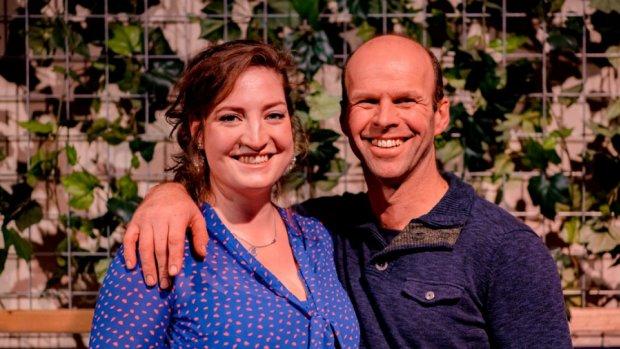 Zoontje voor Boer zoekt Vrouw-koppel Leo en Eline