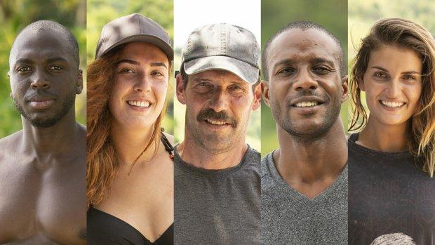 Dit zijn de finalisten van Expeditie Robinson 2018