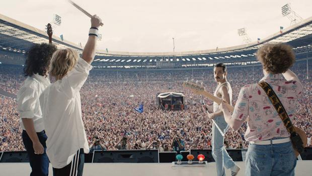 Bohemian Rhapsody verwelkomt miljoenste bezoeker