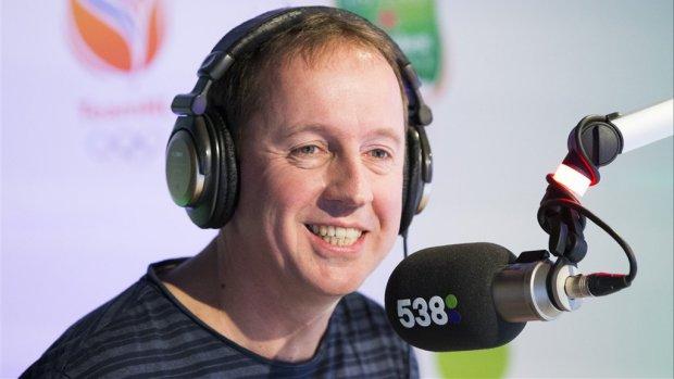 Edwin Evers weet niet of hij nog radio gaat maken