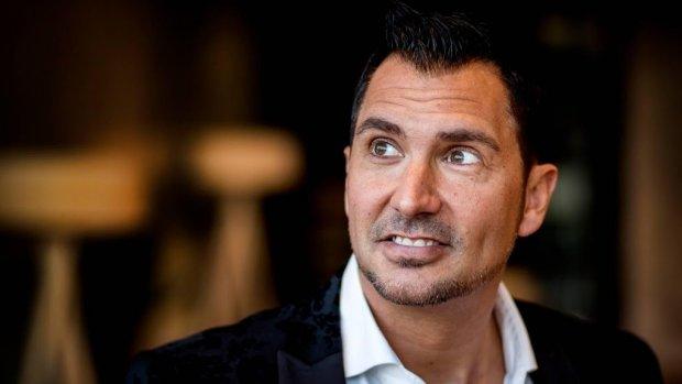 Guido Weijers over conference: 'Rutte kan beter niet kijken'