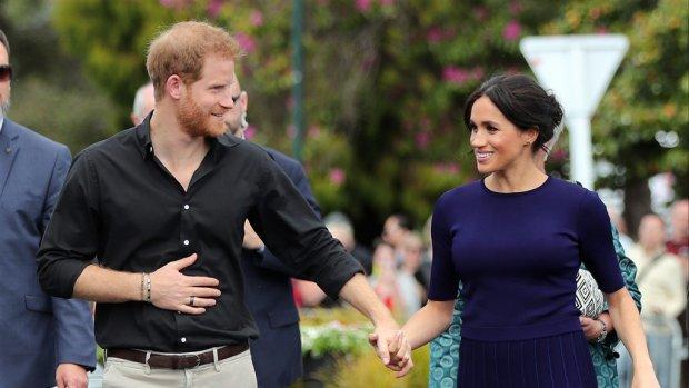 Prins Harry laat familietraditie schieten voor Meghan