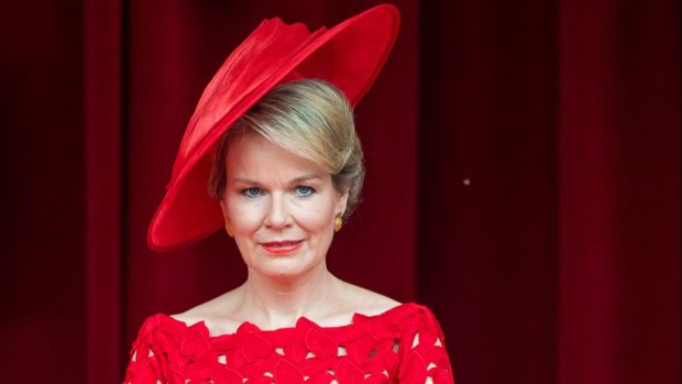 Visagist koningin Mathilde verdacht van diefstal