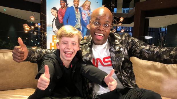 NIEUW: RTL Boulevard Junior met zoontje Bridget Maasland