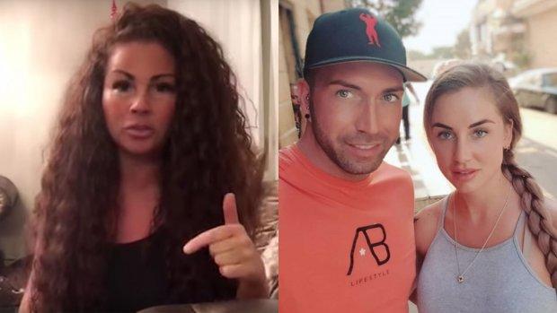 Michella Kox beschuldigt Niels van bedriegen Rosanna