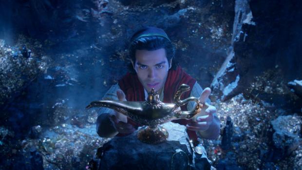 ZIEN: Nieuwe magische beelden van de Aladdin-film