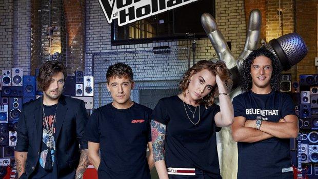 John de Mol wil The voice of Holland naar SBS 6
