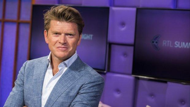 Beau wilde met Albert RTL Late Night doen