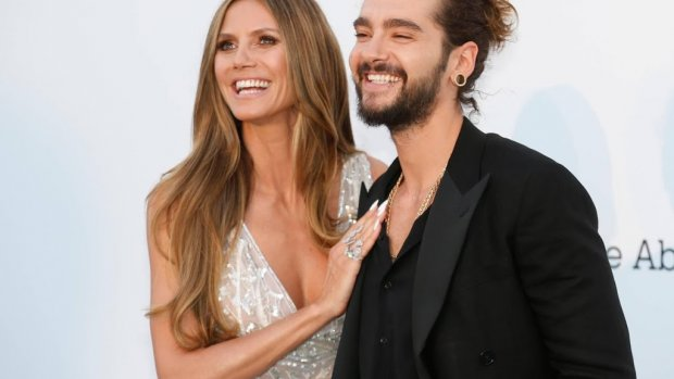 Heidi Klum zegt 'ja' tegen Tom Kaulitz