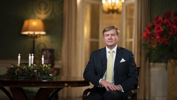 Kersttoespraak koning Willem-Alexander: 'Kerstfeest verbindt ons'