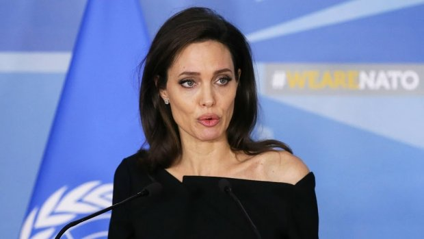 Angelina Jolie overweegt politieke carrière
