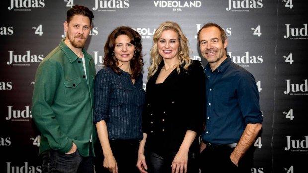 Makers Judas niet bang voor wraak Holleeder