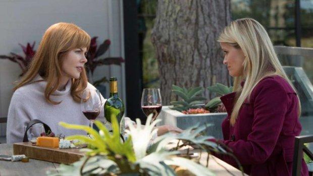 Oops! Nicole Kidman verklapt releasedatum Big Little Lies