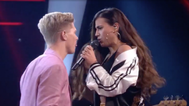 Dit gebeurde nog nooit in The voice of Holland