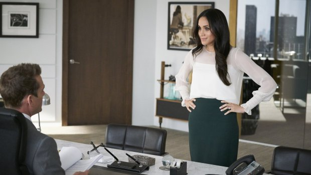 Meghan Markle terug in Suits?
