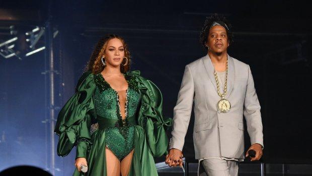 OMG: Beyoncé gespot in supermarkt