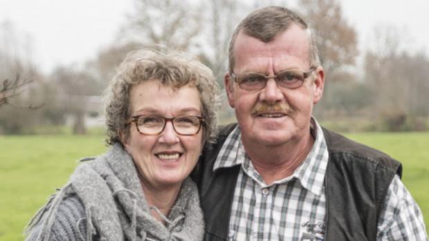 Vrouw boer Hans op 59-jarige leeftijd overleden