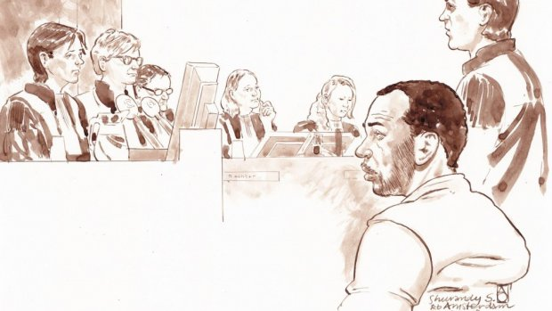 20 jaar cel voor man die broer van kroongetuige vermoordde