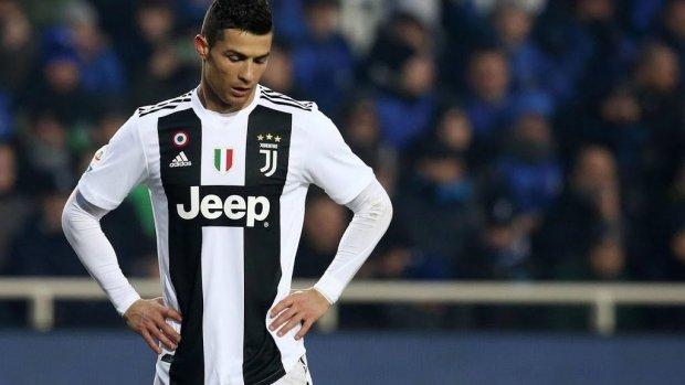 'Amerikaanse autoriteiten willen DNA Cristiano Ronaldo'