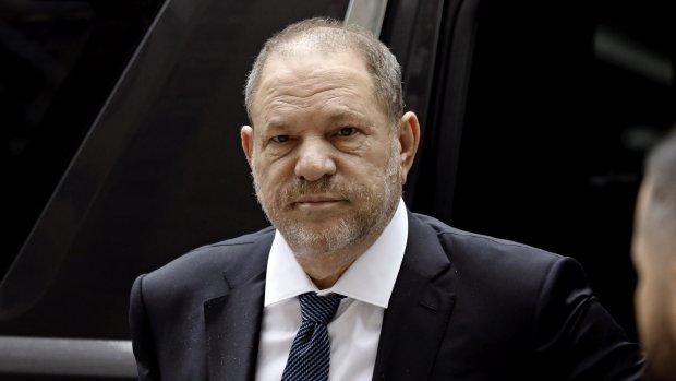 Aanklacht tegen Harvey Weinstein afgewezen