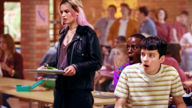 Netflix komt met komische nieuwe serie Sex Education
