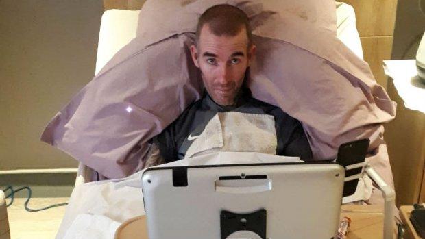 Fernando Ricksen vindt laatste rust in hospice in Schotland
