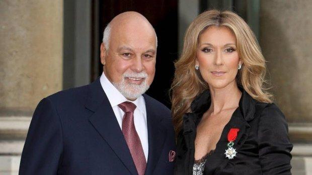 Céline Dion staat stil bij sterfdag man