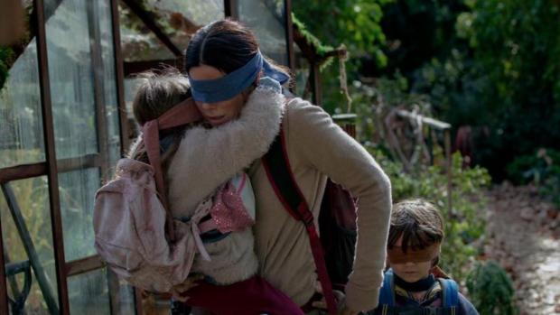 Netflix gebruikte beelden echte dodelijke ramp in Bird Box
