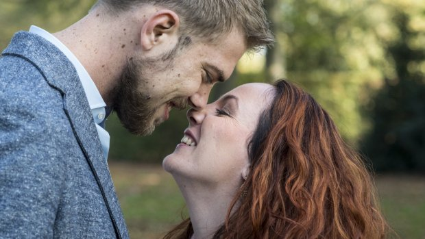 BzV-Michelle en Maarten wonen officieel samen