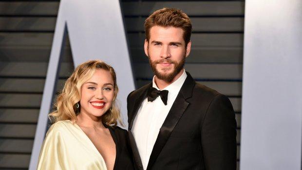 'Miley Cyrus en Liam Hemsworth verwachten eerste kindje'