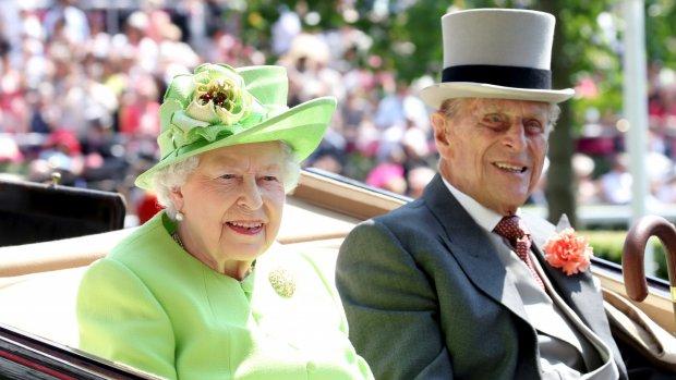 Prins Philip betrokken bij auto-ongeluk
