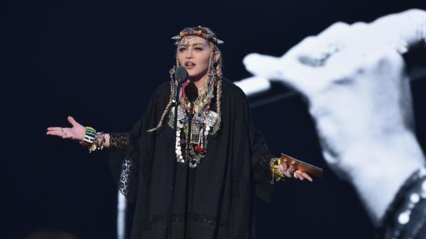 'Madonna wil meedoen aan het songfestival in Israël'