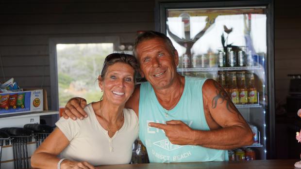 Scheetjes uit Ik Vertrek selfie-sterren op Bonaire