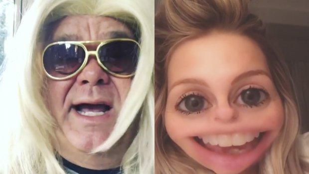 Paul 'Influenza' de Leeuw en Chantal 'Selfy' Janzen vechten he...