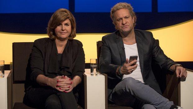 Carlo en Irene gaan 6 Inside aanpakken in De TV Kantine