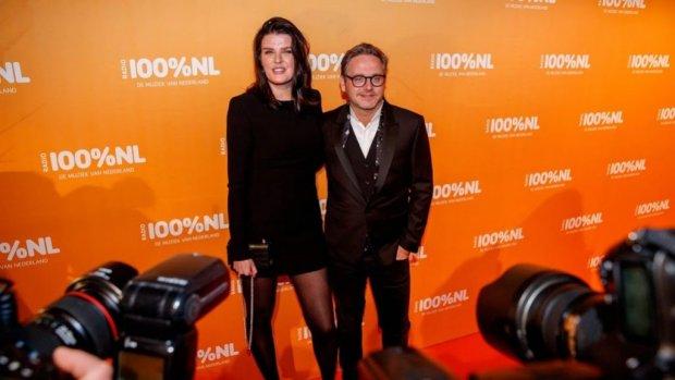 Guus Meeuwis en Manon Meijers wonen samen