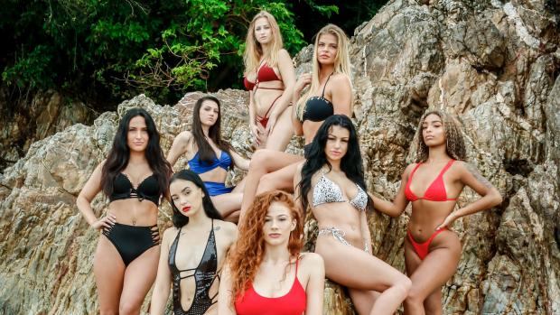 Dit zijn ze: De hete verleidsters van Temptation Island 2019
