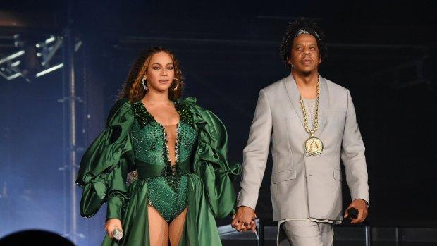 Beyoncé en Jay Z geven een leven lang gratis kaartjes weg