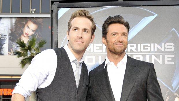 Ryan Reynolds en Hugh Jackman begraven de strijdbijl