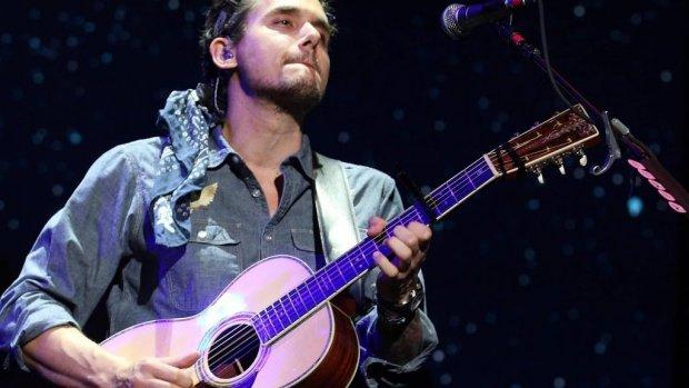 John Mayer fan van lied Nederlandse zanger