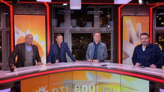 John van den Heuvel terug in studio RTL Boulevard