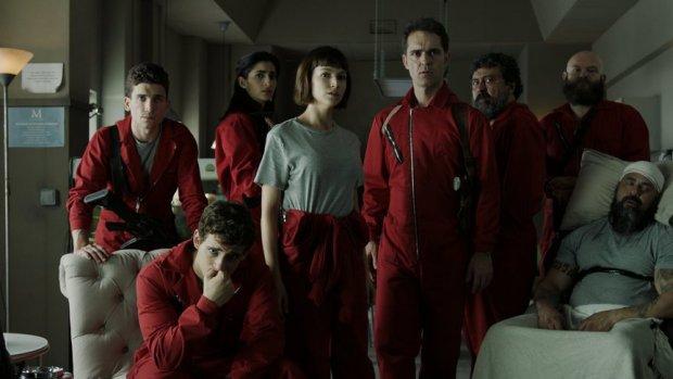Netflix komt na La Casa de Papel met nóg vijf Spaanse series