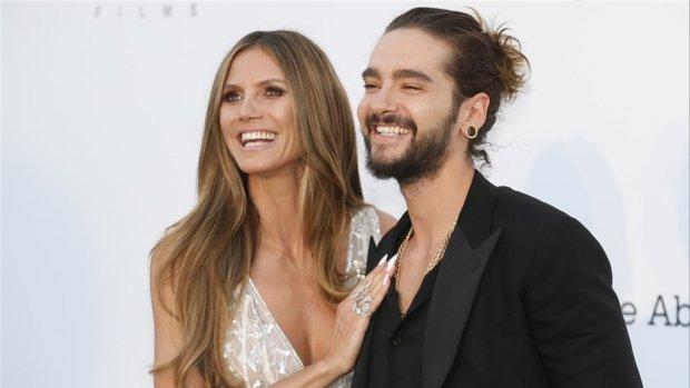 Heidi Klum en Tokio Hotel-gitarist weten trouwdatum al