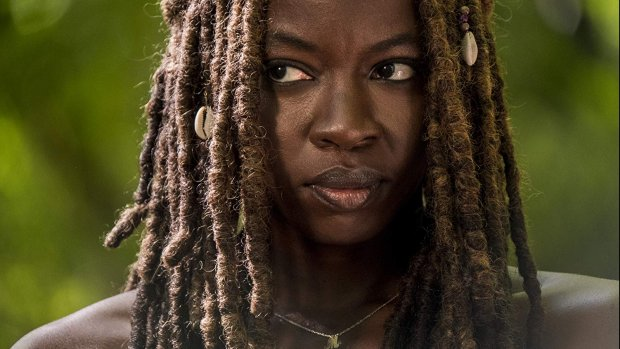 'Michonne' stopt met The Walking Dead