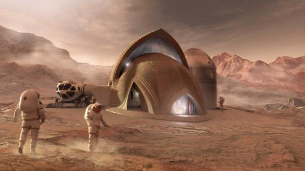 Nederlandse muziek gaat naar planeet Mars