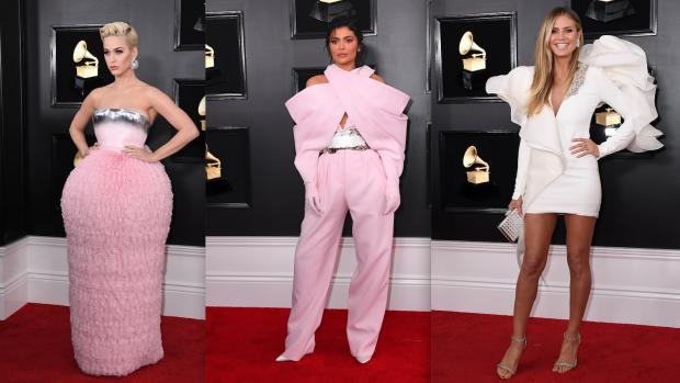 De meest bijzondere outfits van de Grammy Awards