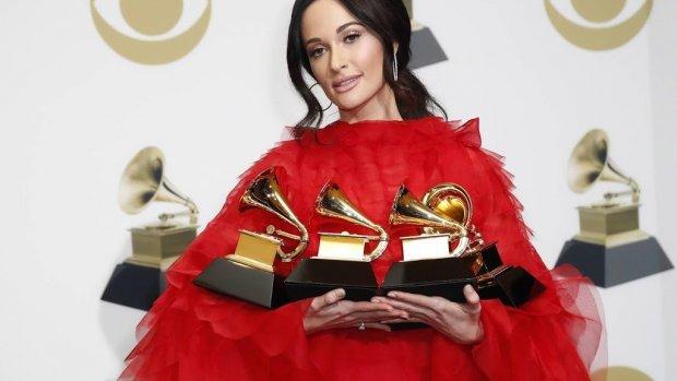 Verkoop Grammywinnaars schiet omhoog